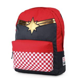 Captain Marvel Clothing Backpack Vans