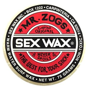 Surf Wax Sexwax Mr. Zogs