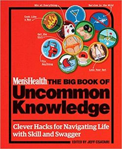 Men's Health book of Knowledge