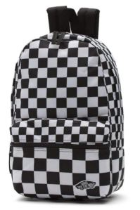 Black and White Backpack Vans
