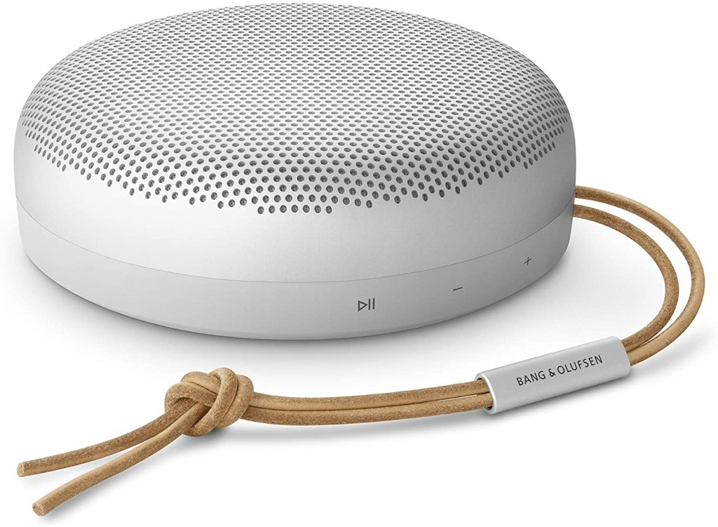 Bang and Olufsen Beosound A1 - best portable bluetooth speakers