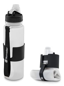 Leak-Proof Collapsible Water Bottle