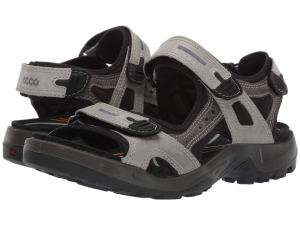 Grey Sandals Men's Outdoor