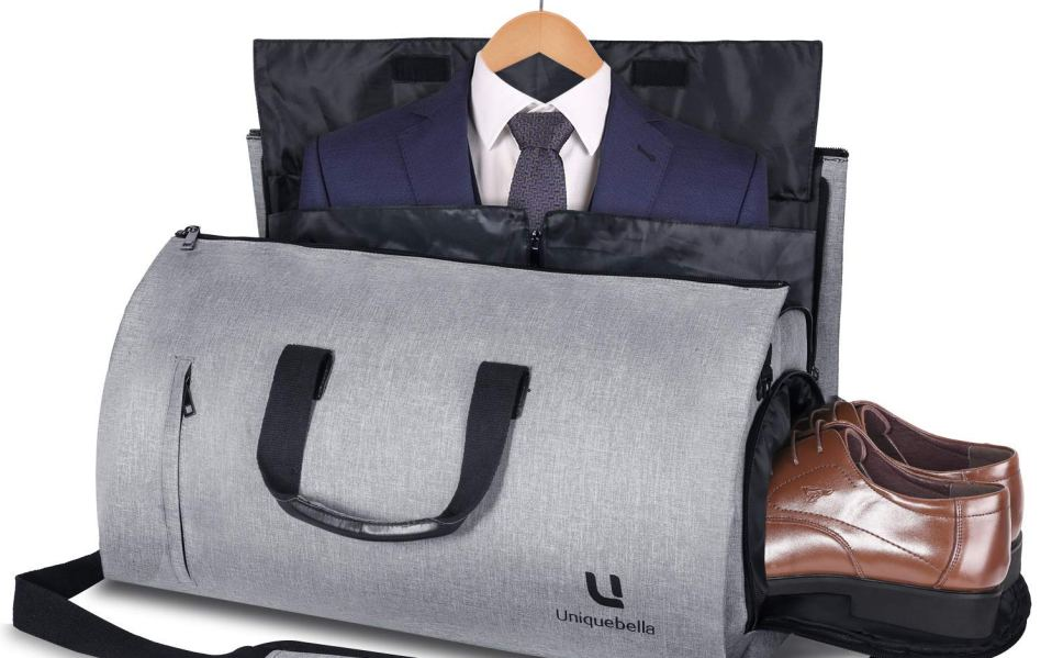 garment bag duffel