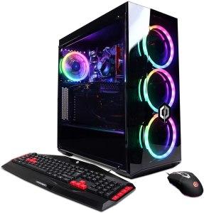 Cyberpowerpc gaming computer