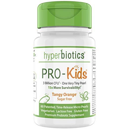Pro-Kids Probiotics Hyperbiotics
