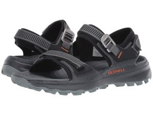 Black Hiking Sandals Merrell