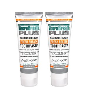 TheraBreath Dentist Recommended Toothpaste