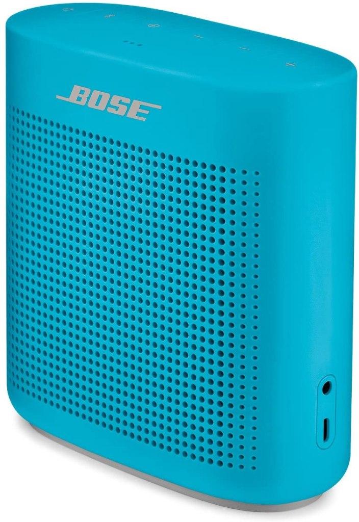 Bose SoundLink Color II - Best Portable Bluetooth Speakers