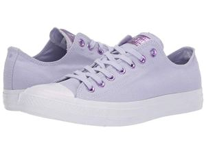 Purple Sneakers Converse