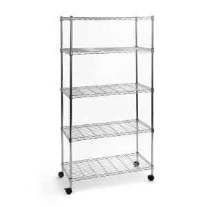 Steel Wire Shelving Seville Classics