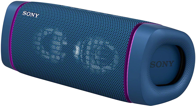 sony srs-xb33 - best portable bluetooth speakers