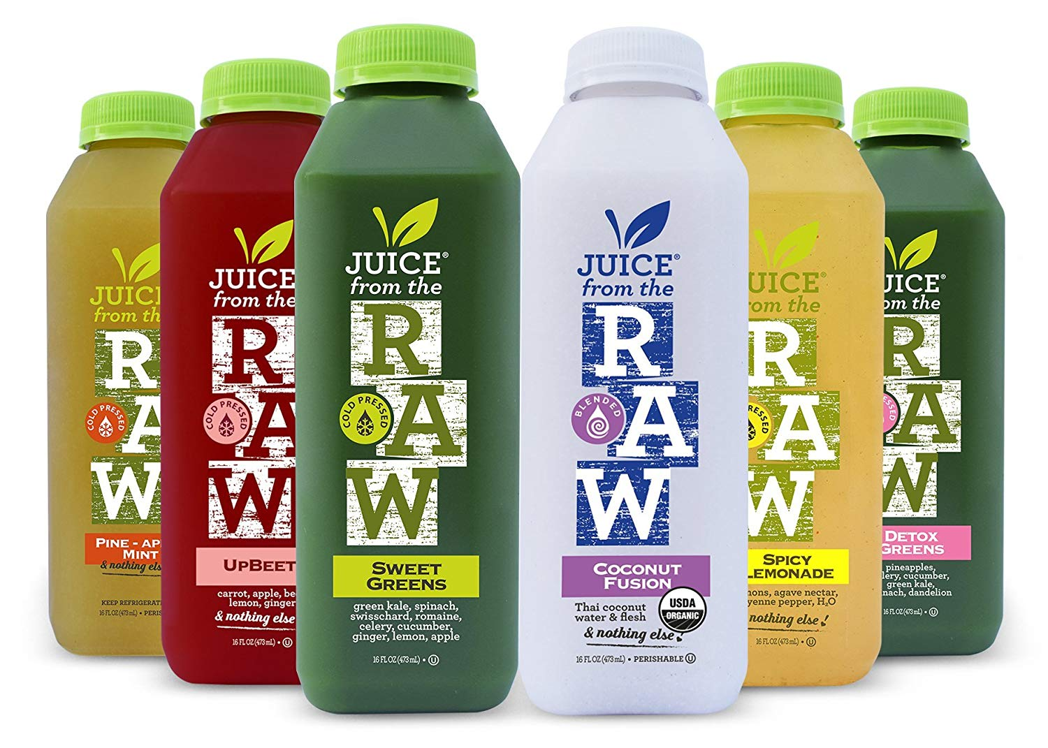 Cold Pressed Juices Cleanse