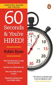 Robin Ryan 60 Seconds and You're Hired Book