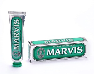 Marvis Classic Strong mint, Best Toothpaste