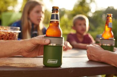 Coleman Beer bottle koozie