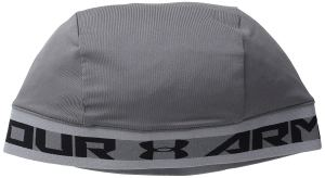 Under Armor gray skull wrap