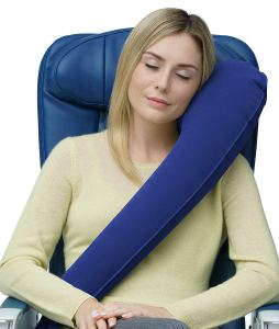 Travel Pillow Inflatable Shoulder