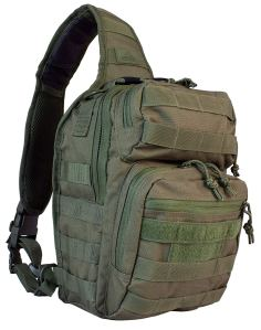 Green Sling Bag Crossbody