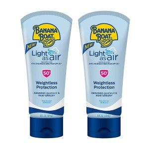 Banana Boat Light As Air Reef Friendly Sunscreen Lotion