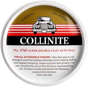 best car wax collinite super double