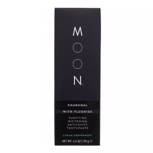 Moon Charcoal Whitening Toothpaste, Best Toothpaste