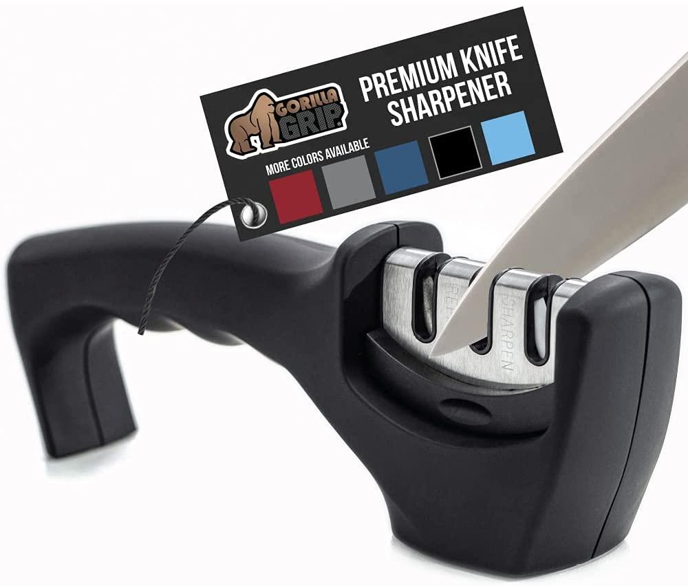 Gorilla Grip Original Premium Knife Sharpener