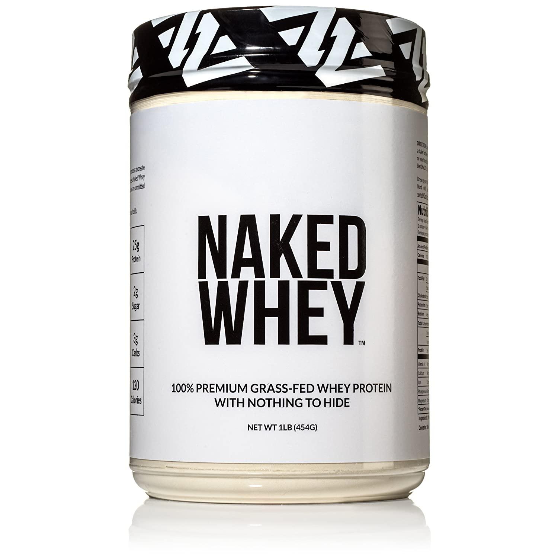Naked Whey whey protein powder