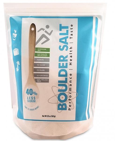 Boulder Salt Electrolyte Powder