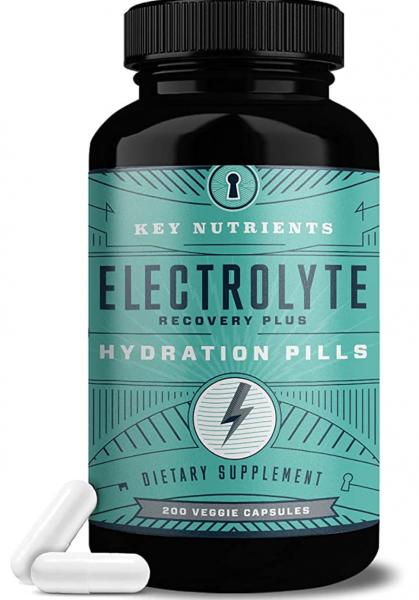 Key Nutrients Electrolyte Salt Tablets