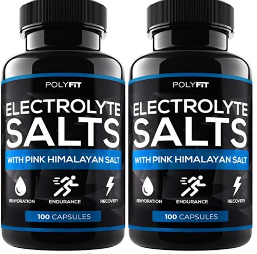 PolyFit Salt Tablets