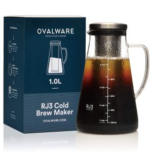Airtight Cold Brew Iced Coffee Maker
