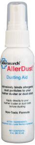 allergy season symptoms cleaning allerdust