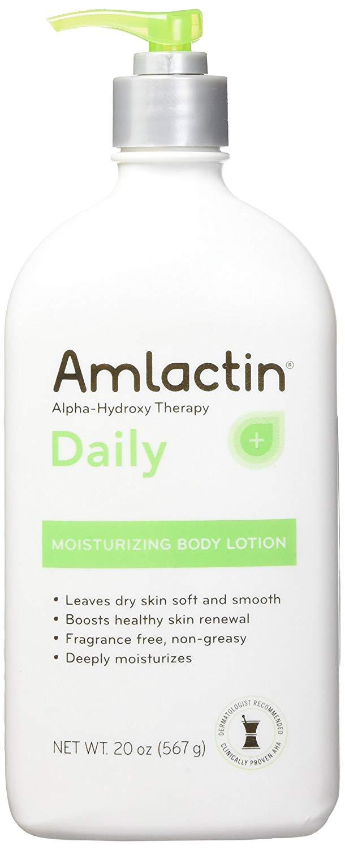 AmLactin lotion