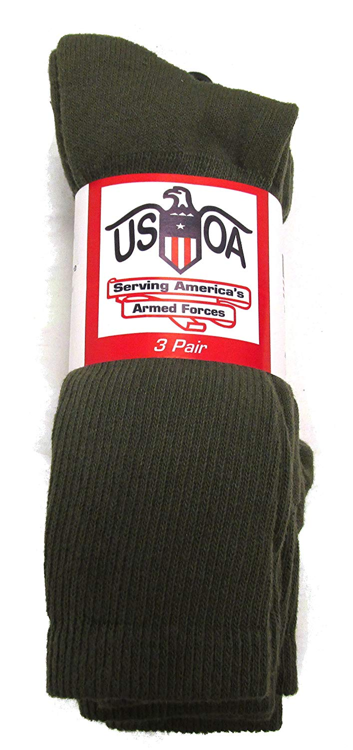 antimicrobial boot socks