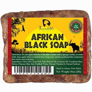 how to get rid of back acne african black soap