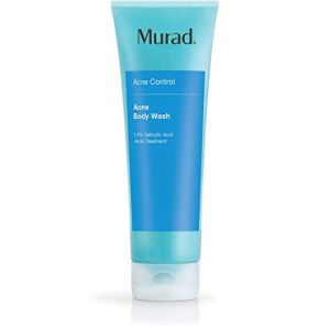 how to get rid of back acne murad