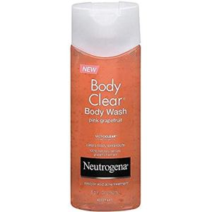 how to get rid of back acne neutrogena