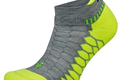 Balega-silver-running-socks