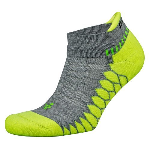 silver ion anti microbial running socks