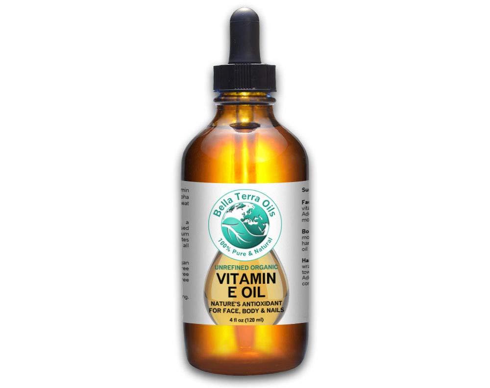 bella terra oils vitamin e oil