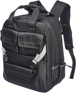 AmazonBasics 51 Pocket Tool Bag Backpack