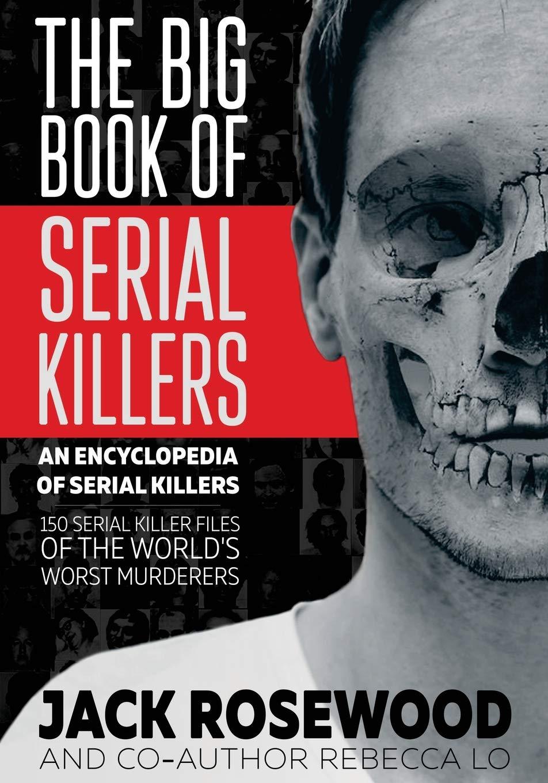 Book of Serial Killers Cover