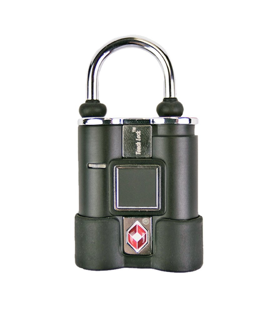 BIO-key TouchLock TSA Approved Smart Luggage Lock Amazon