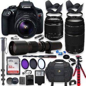 Canon-EOS-Rebel-T6-DSLR-Camera-