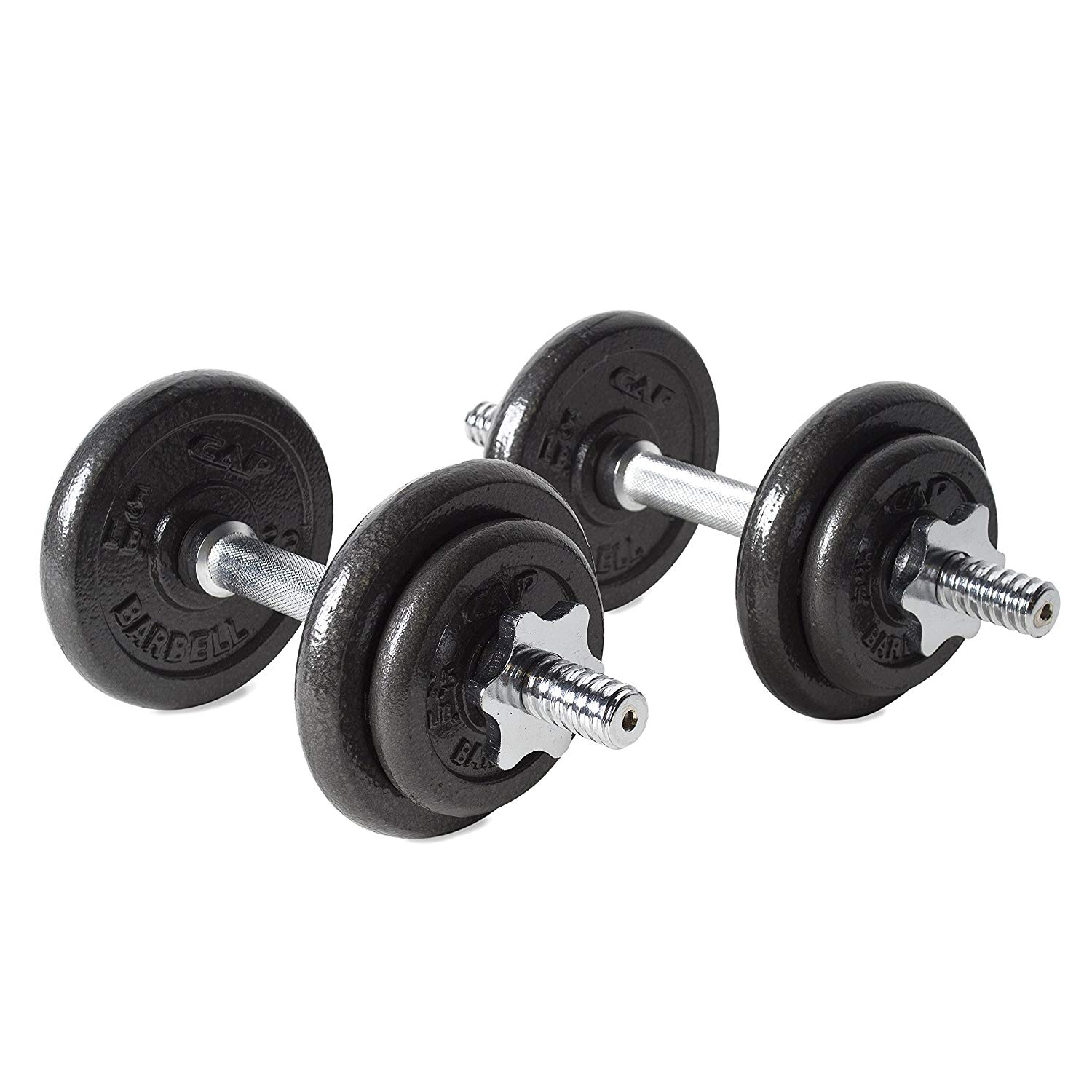 CAP Barbells Adjustable Dumbbells