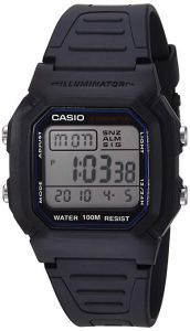 Casio Men's W800H-1AV Classic Sport Watch