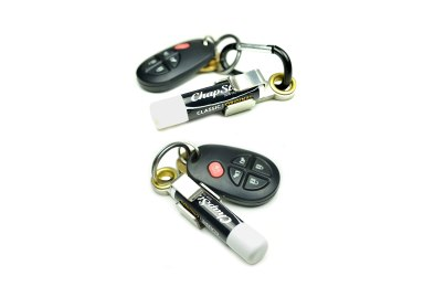 never lose chapstick again with this multifunction keychain chapstick holder