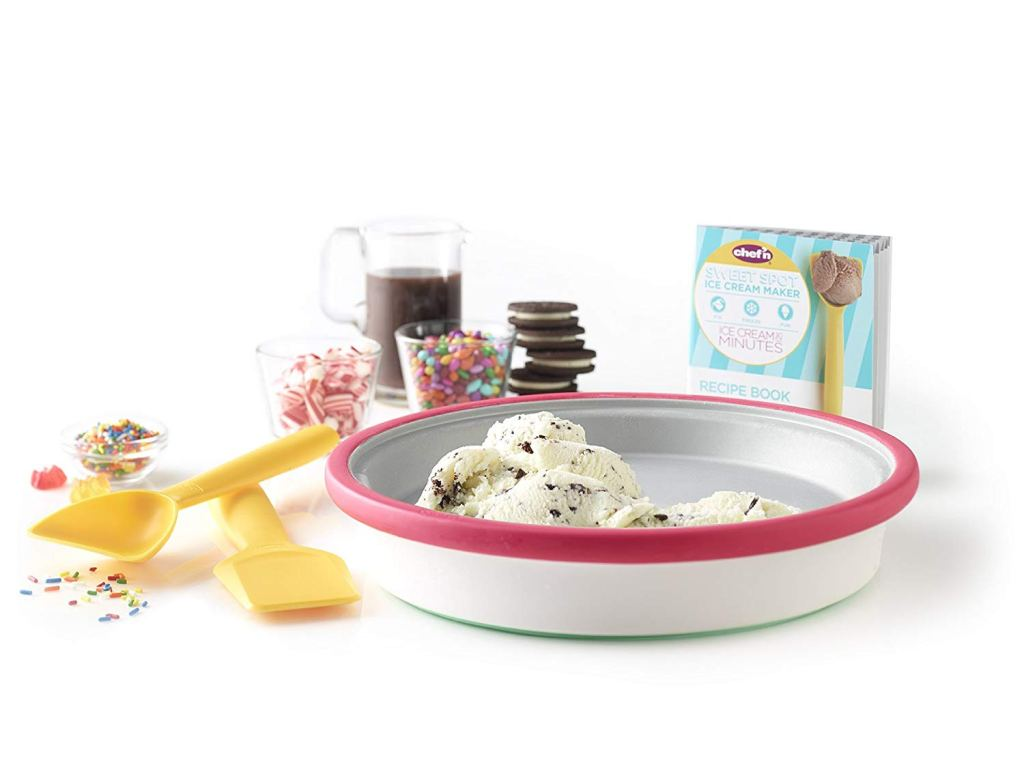 chef'n sweet spot instant ice cream maker