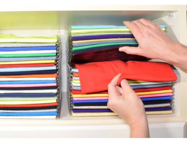 closet organization how to